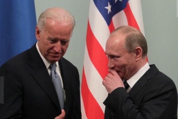 أول محادثة بين بوتين وبايدن منذ توليه الرئاسة