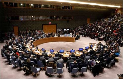 جلسة مرتقبة لمجلس الأمن حول مستجدات الأوضاع في اليمن الخميس