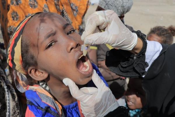 يونيسف: 190 ألف شخص استفادوا من لقاح الكوليرا في حضرموت والضالع