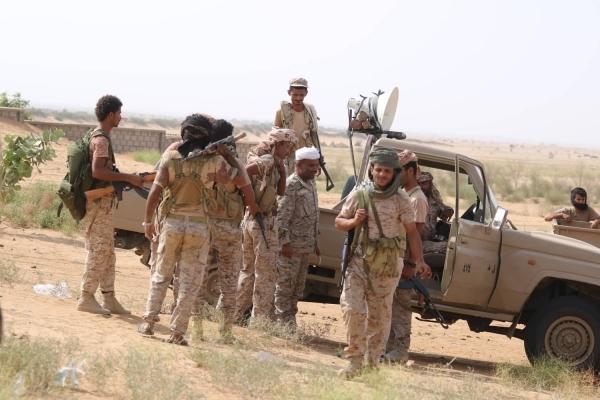 الجيش الوطني يعلن تحرير مناطق واسعة في الجوف ومصرع ستة حوثيين بالحديدة