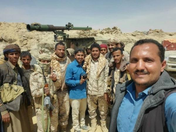 الجيش الوطني يعلن تقدمه إلى قرب بوابة معسكر