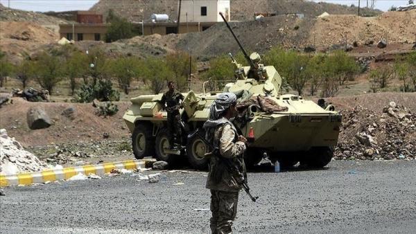 تعز .. قتلى وجرحى حوثيين في عملية للجيش الوطني شرقي المدينة