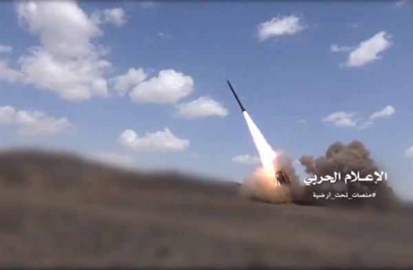 التحالف يعلن تدمير صاروخ باليستي أطلقه الحوثيون صوب السعودية