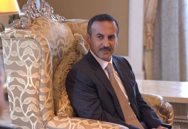 يمنيون ردا على خطاب نجل صالح: رسالة ركيكة بعد سبات طويل