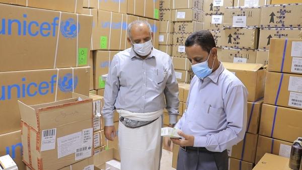 سلطنة عمان تقدم مساعدات طبية لمكتب الصحة في سيئون