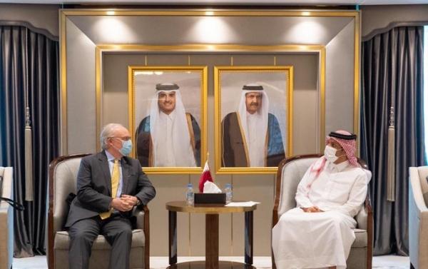 """مباحثات """"قطرية - أمريكية"""" حول تطورات أزمة اليمن"""