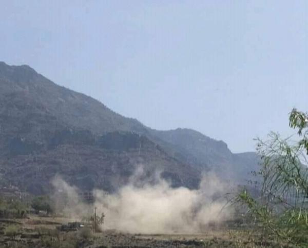 تعز.. قوات الجيش الوطني تواصل تقدمها باتجاه منطقة الطوير الإستراتيجية