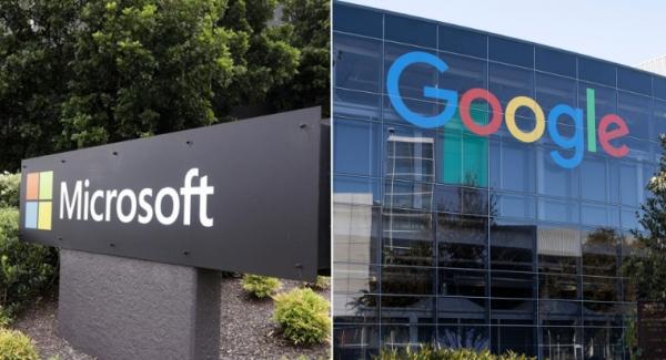صراع العمالقة.. غوغل ومايكروسوفت تتبادلان الاتهامات حول المسؤولية عن أزمات التكنولوجيا المتكررة