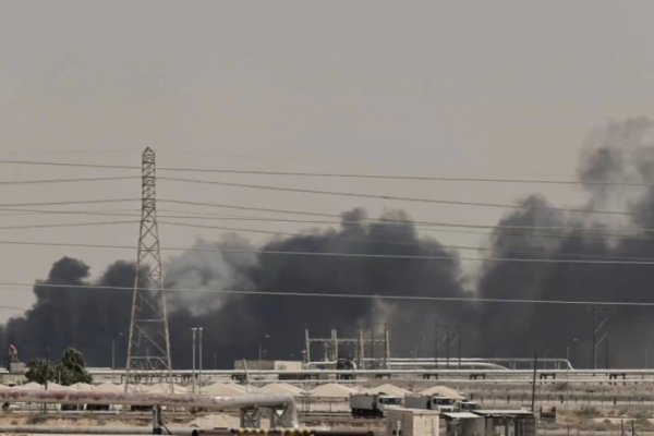 Saudi Arabia: The Aramco refinery in Riyadh was attacked by Houthi drones