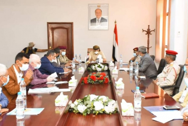 The governor of Taiz calls on the guards of the republic and the West Coast Brigades to contribute to the liberation of Taiz
