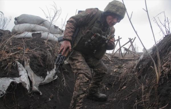 رغم التوتر وتحذير روسيا.. أوكرانيا تعلن عن تدريبات عسكرية مشتركة مع الناتو خلال أشهر