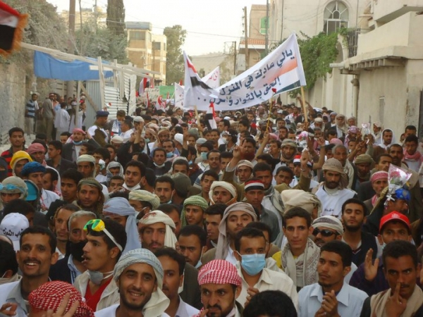 Official report: The liberated areas contain the majority of Yemen's population