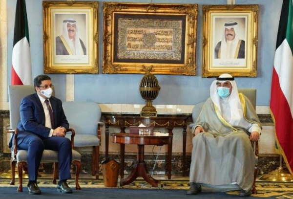 Bin Mubarak calls on Kuwait to revive the Joint Ministerial Committee
