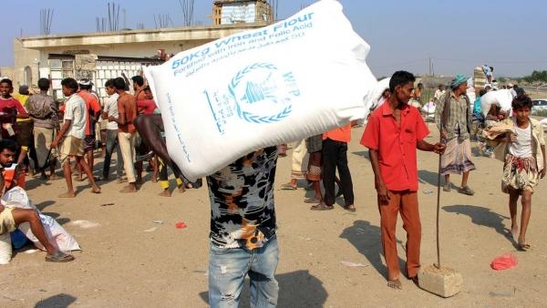 Washington calls for allowing humanitarian aid to reach the needy in Yemen