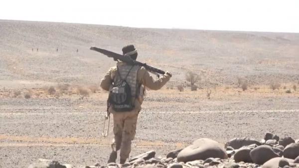 الجيش الوطني يعلن تحرير عدد من المواقع جنوبي مأرب
