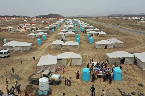 الأمم المتحدة: التصعيد العسكري في مأرب يعرض أكثر من مليون نازح للخطر