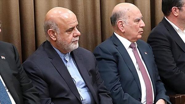سفير إيران في بغداد يرحب بوساطة العراق للتقارب مع دول المنطقة