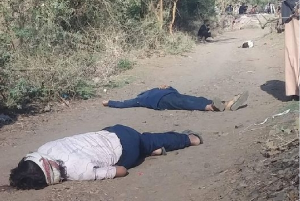 إب.. مقتل ثلاثة أطفال في بعدان برصاص مسلحين مجهولين