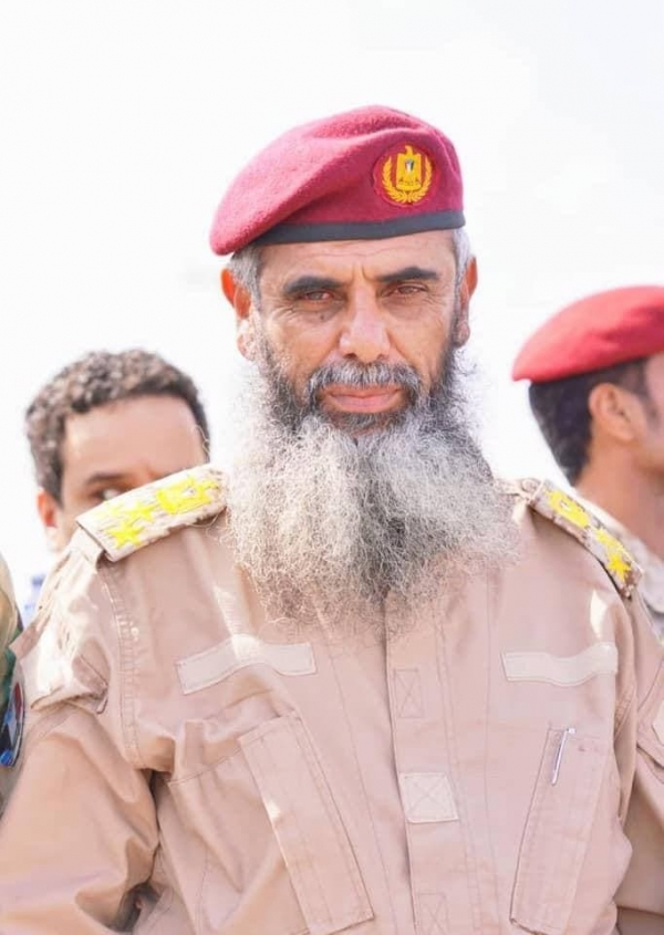 """The death of a Yemeni officer loyal to the """"STC"""" in Cairo"""