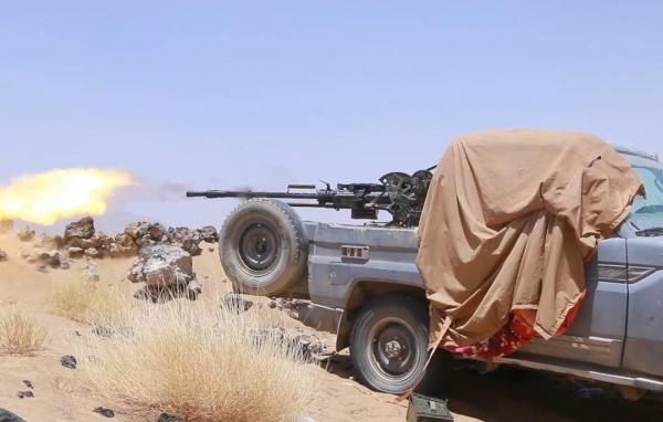 مصرع عدد من الحوثيين إثر كمين نصبه جنود في الجيش بجبهة المشجح غربي مأرب