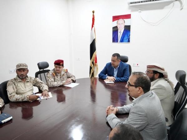 رئيس الوزراء: نؤكد دعمنا الكامل لجميع متطلبات الصمود في مأرب حتى إنهاء الانقلاب