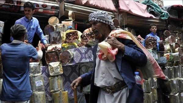 الأمم المتحدة: ارتفاع الأسعار بنسبة 200% منذ بدء الحرب في اليمن