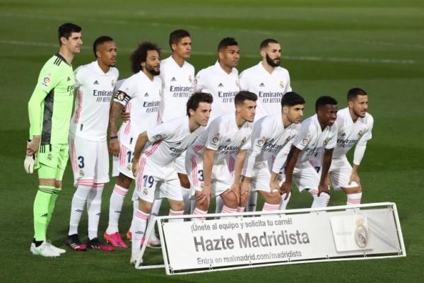 ريال مدريد العلامة التجارية الأغلى بكرة القدم في 2021
