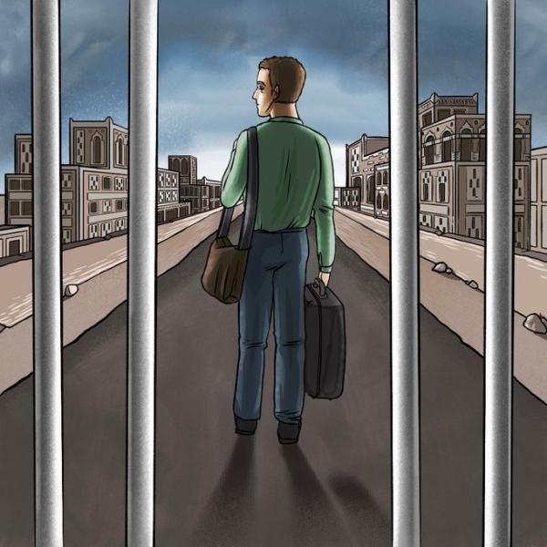 العفو الدولية توثق شهادات لمختطفين في سجون الحوثي نفوا بشكل قسري عن ديارهم