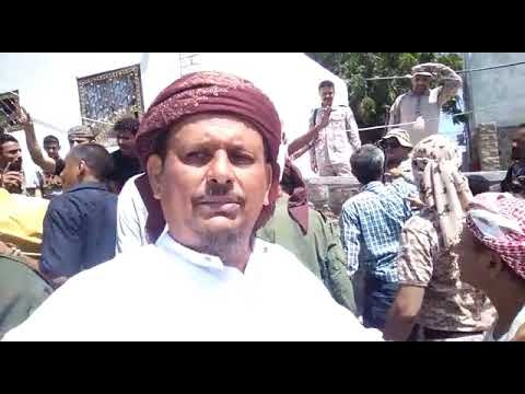 He is Concidered as the black box.. STC kidnaps The leader Al-Saeedy in Aden Yemen - Exclusive