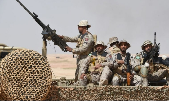 The Houthis announce the implementation of a large military operation on the Saudi border