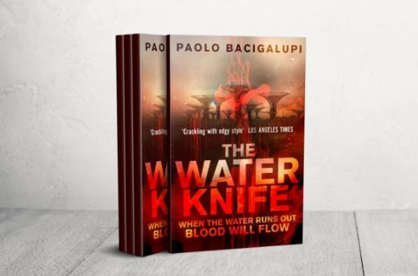 """""""سكين الماء"""".. رواية """"خيال مناخي"""" متشائمة حول مخاطر الاحتباس الحراري في أميركا"""