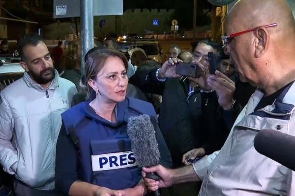 الاحتلال يفرج عن مراسلة الجزيرة جيفارا البديري بعد اعتقالها لساعات