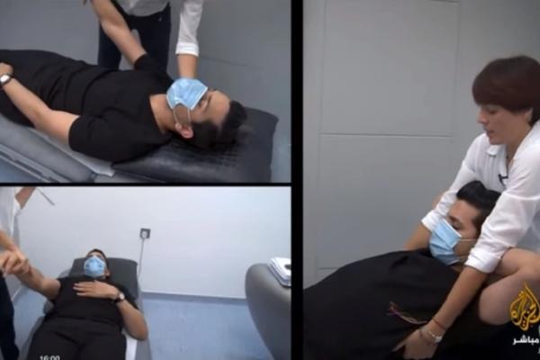 """هل سمعتم من قبل عن العلاج بـ""""الطقطقة"""" أو الكايروبراكتيك؟ (فيديو)"""