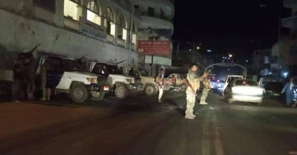 STC militia kidnapped activists during their suppression of protests condemning the deterioration of services in Aden
