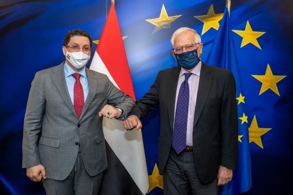 الاتحاد الأوروبي يؤكد على أهمية الاستفادة من الجهود الدولية لإحلال السلام في اليمن