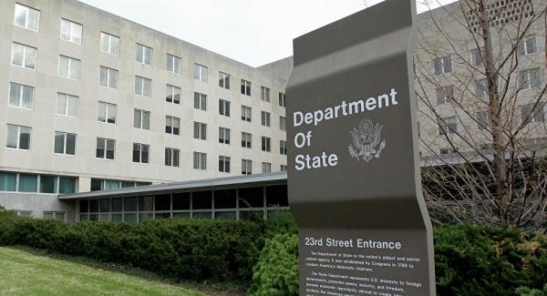 الخارجية الأمريكية: نعمل للمساعدة في حل النزاع باليمن وسنواصل الضغط على الحوثيين
