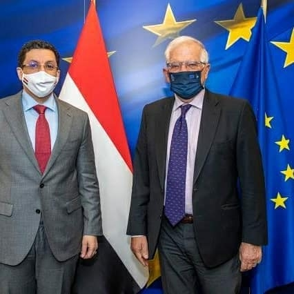 الممثل السامي للاتحاد الأوروبي يبدي قلق الاتحاد بشأن الوضع في اليمن ويدعو لوقف الأعمال القتالية