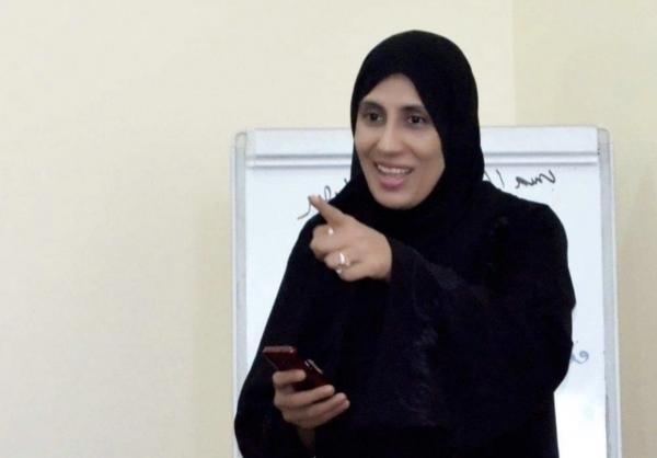 عدن.. منظمة حقوقية تدين اختطاف ناشطة وتُحمل الانتقالي مسؤولية حياتها