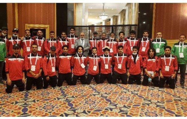 منتخب اليمن يصل الدوحة استعدادا لمواجهة نظيره الموريتاني في تصفيات كأس العرب