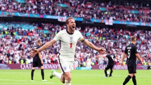 إنجلترا تفوز على ألمانيا وتتأهل لربع نهائي بطولة أوروبا