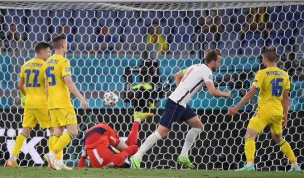 إنجلترا تتألق برباعية وتتأهل لمواجهة الدانمارك في نصف نهائي يورو 2020