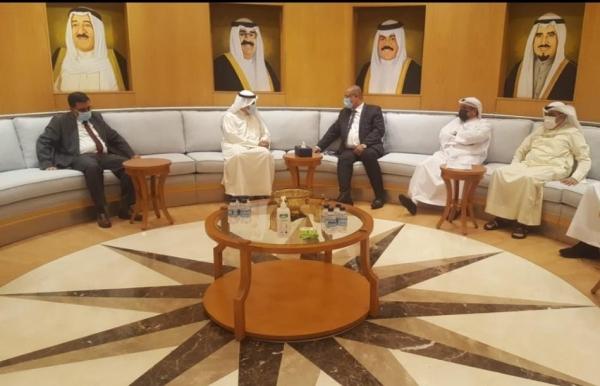 وزير التخطيط يبحث مع الصندوق الكويتي للتنمية تمويل عددا من المشاريع في اليمن