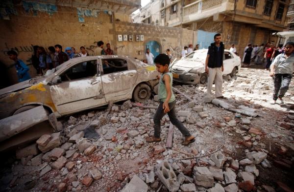 واشنطن: نازحو اليمن يعانون مصاعب جمة وعلى الحوثي القبول بوقف فوري لإطلاق النار