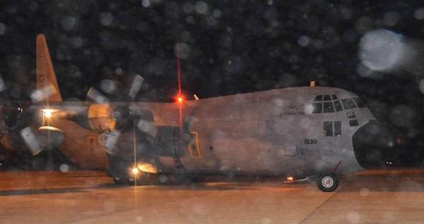 صحيفة بريطانية: جنود بريطانيون يعملون سرا في مطار الغيضة بالمهرة (ترجمة خاصة)