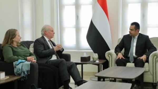 ليندركينج يطالب بتنفيذ اتفاق الرياض والوقف الفوري لهجمات الحوثيين على مأرب