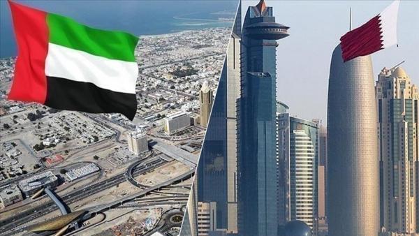 """""""غريبو الأطوار"""".. فصل جديد من أزمة مكتومة بين الإمارات وقطر"""