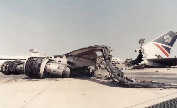 عملية حصان طروادة.. ما قصة رهائن صدام حسين والرحلة الغامضة رقم بي إيه 149؟