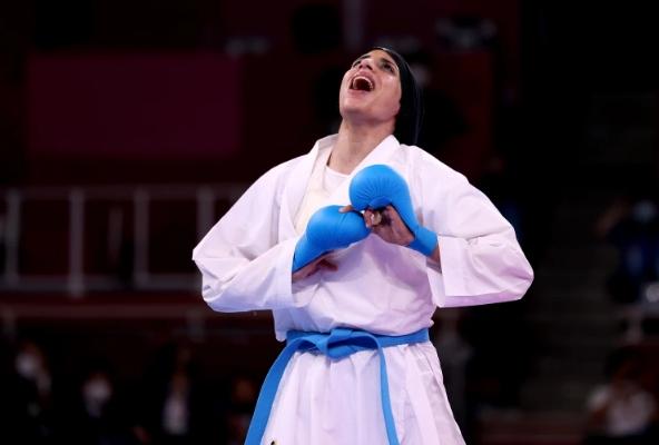 ذهبية و3 فضيات.. يوم عربي حافل بالميداليات في أولمبياد طوكيو