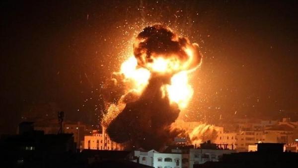 مقاتلات إسرائيلية تشن غارات على مواقع شمالي غزة