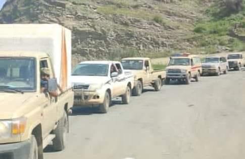 نجاح صفقة تبادل جثامين بين الجيش والحوثيين في الضالع